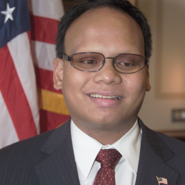 Ollie Cantos, Federal disability advocate